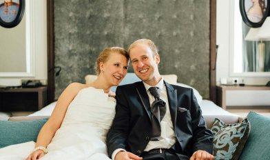Hochzeit im Schloss Bloemendal