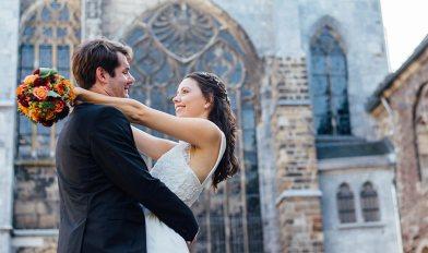 Hochzeit im De Bokkerijder
