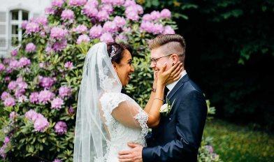 Hochzeit auf Schloss Rahe