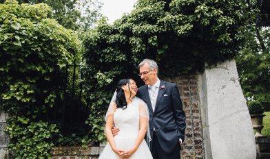 Internationale Hochzeit