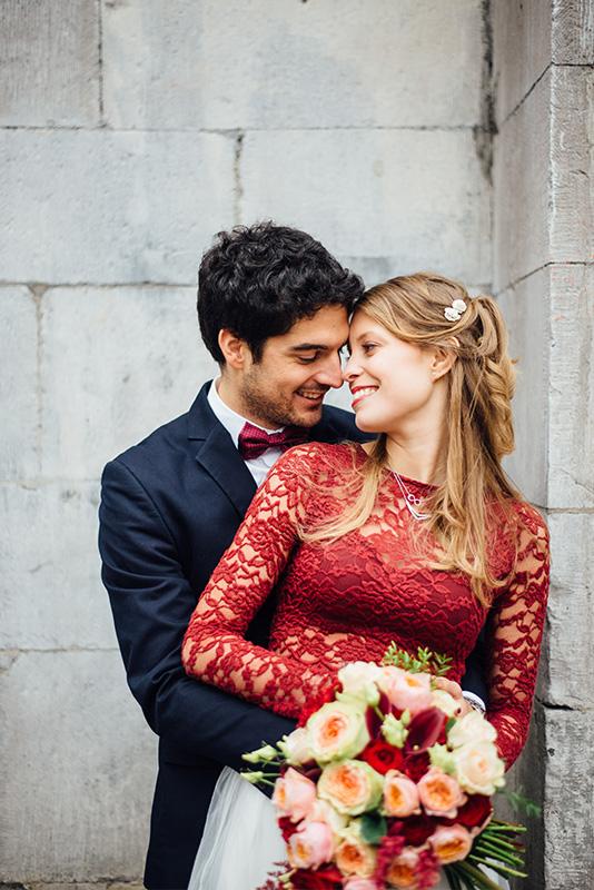 Deutsch-Spanische Hochzeit