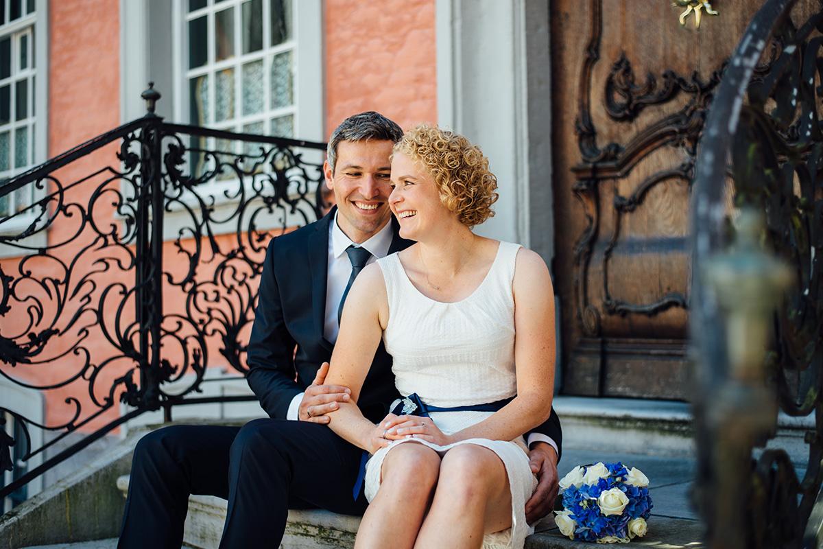 Hochzeit in Monschau
