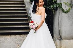 Brautfotos ganz natürlich