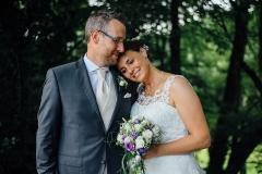 Sinnliche Brautpaarfotografie