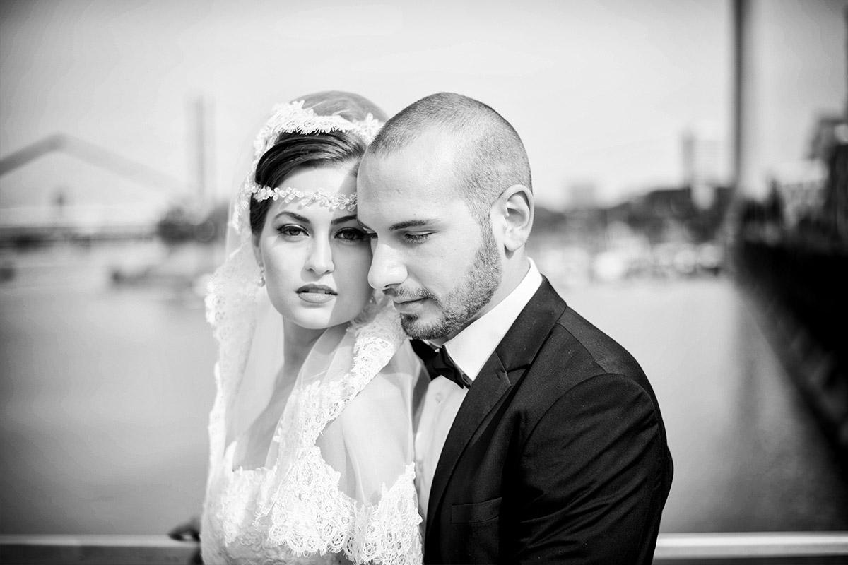 Hochzeitsbilder Medienhafen