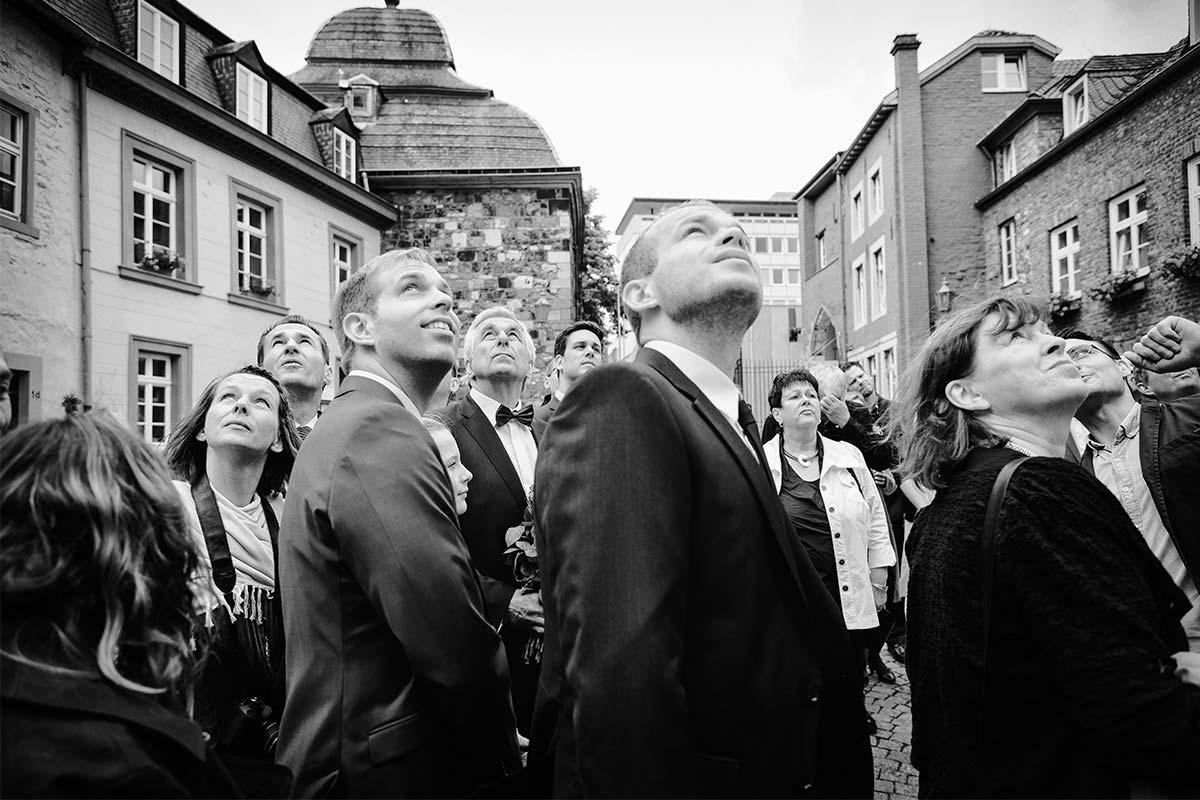 Aachener Domführung Hochzeitsfotos