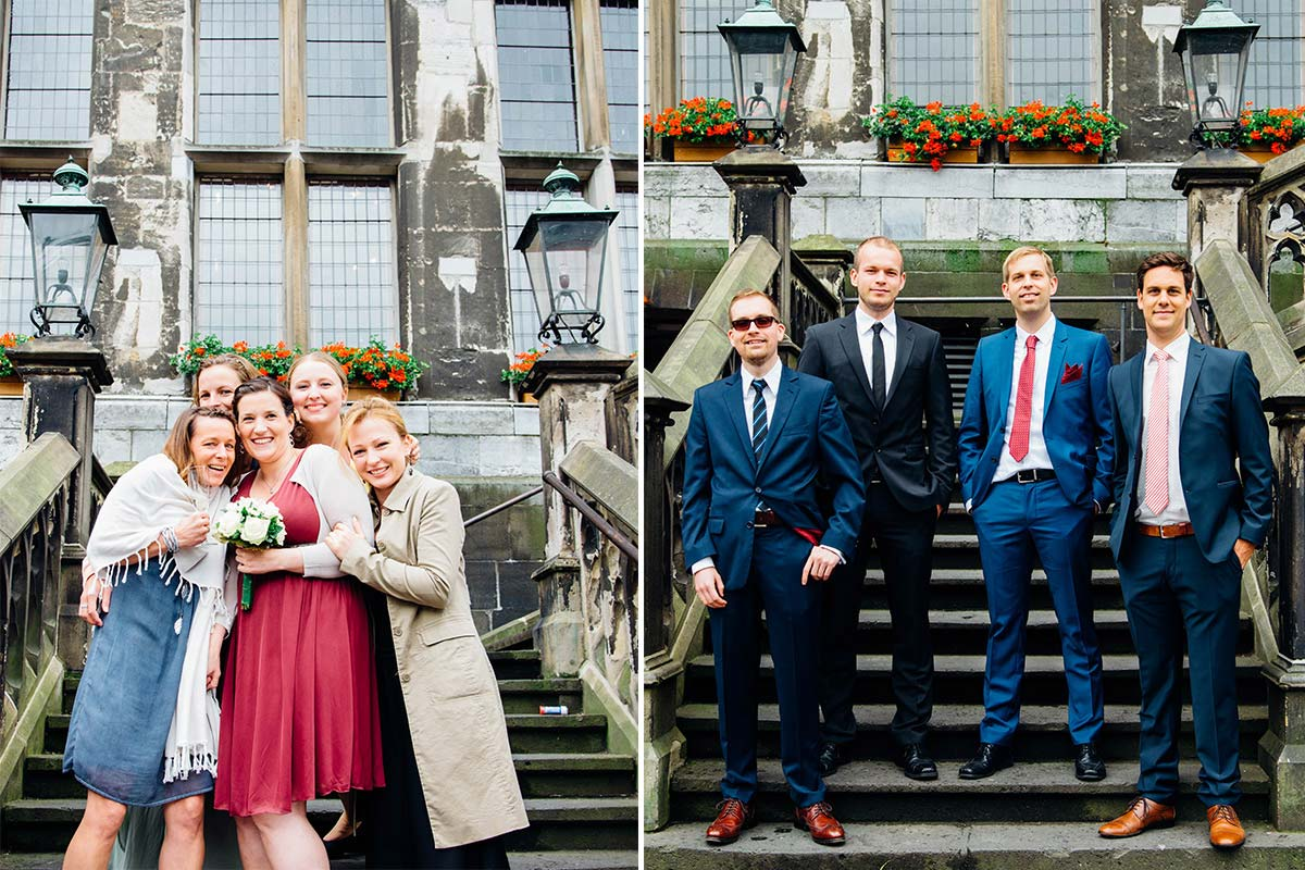 Aachener Rathaus Hochzeitsfotos