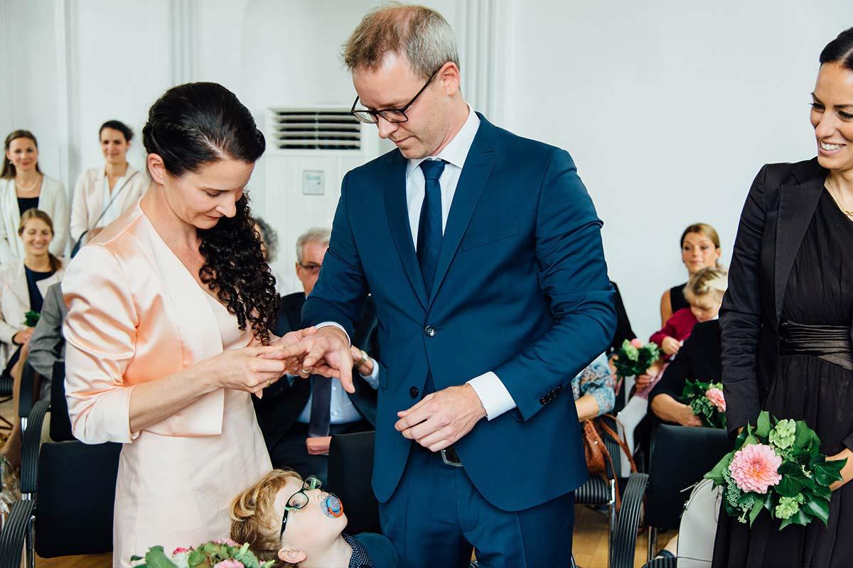 Heiraten auf Schloss Zweibrüggen