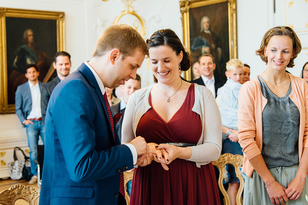 Heiraten Weißer Saal Aachen