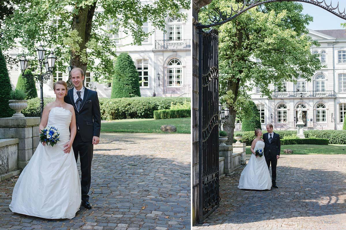 Hochzeit Kasteel Bloemendal