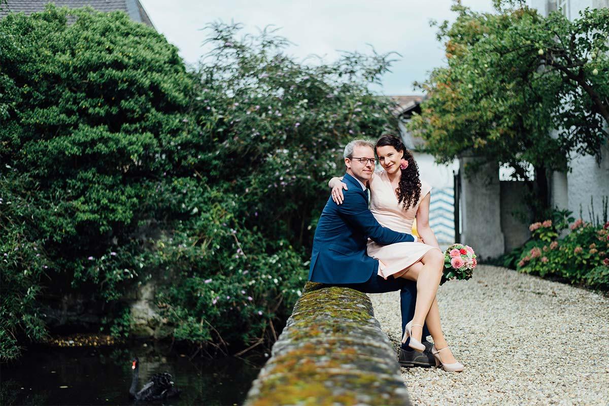 Hochzeit Schloss Zweibrüggen