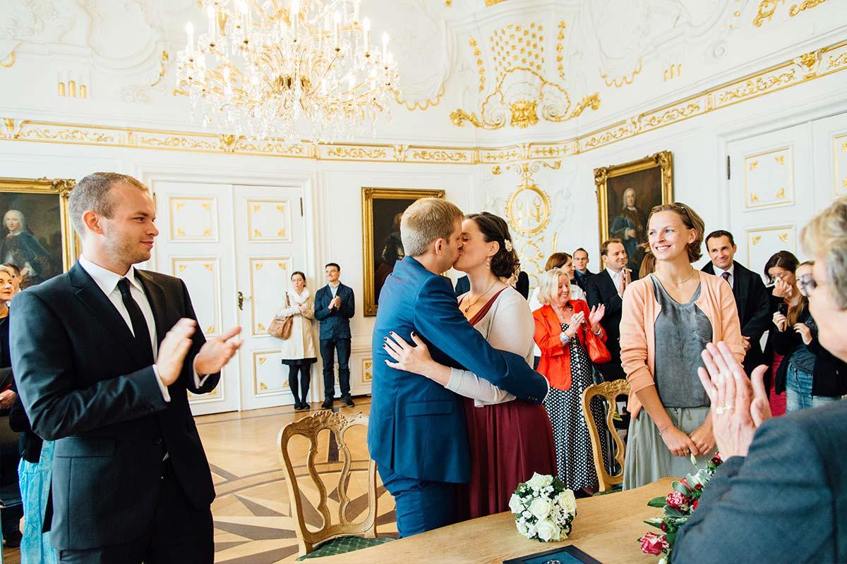Hochzeit Weißer Saal Aachen