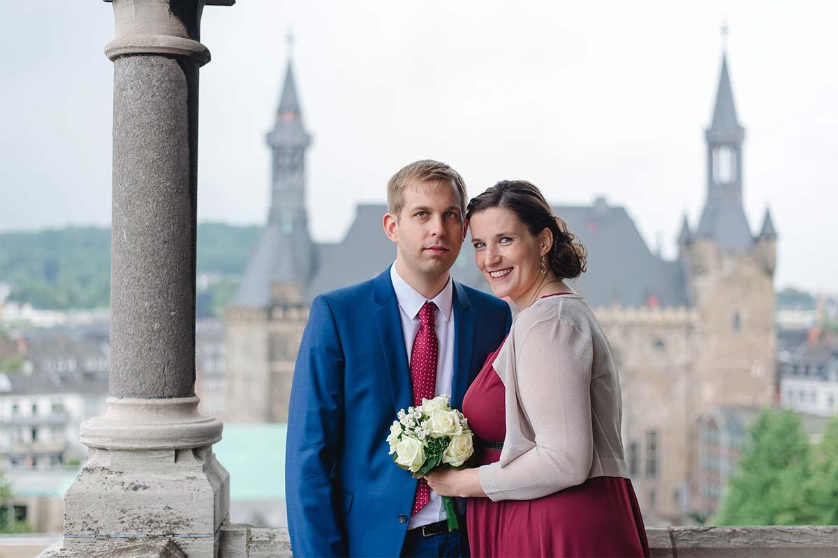 Hochzeitsbilder Aachener Dom