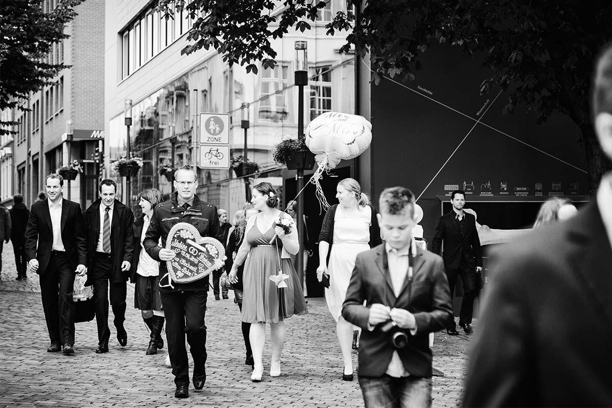 Hochzeitsfotograf Weißer Saal
