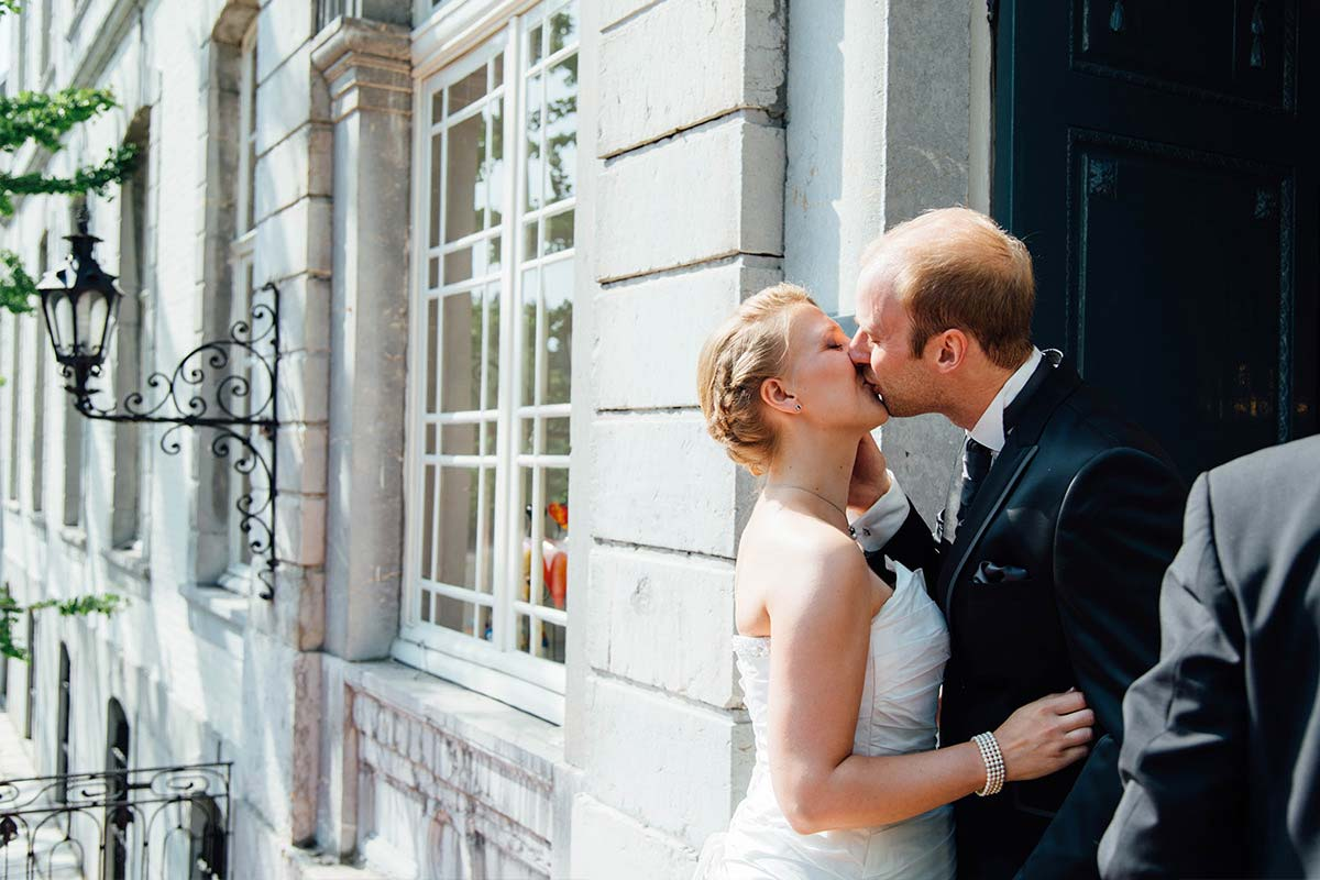Hochzeitspaar Bloemendal