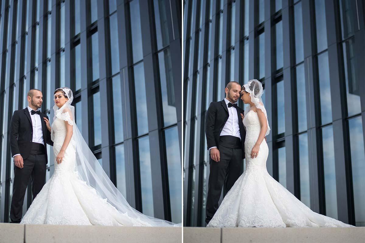 Medienhafen Hochzeitsfotografie
