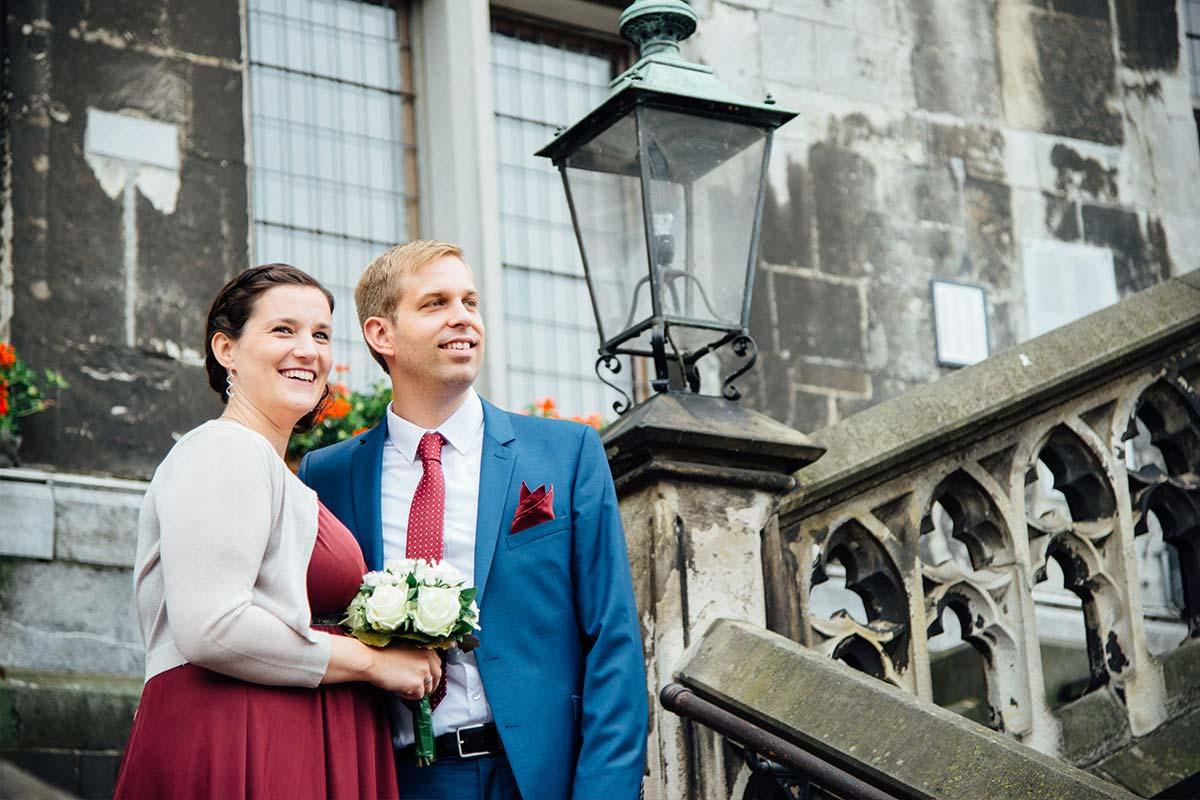 Rathaus Aachen Hochzeitsfotos