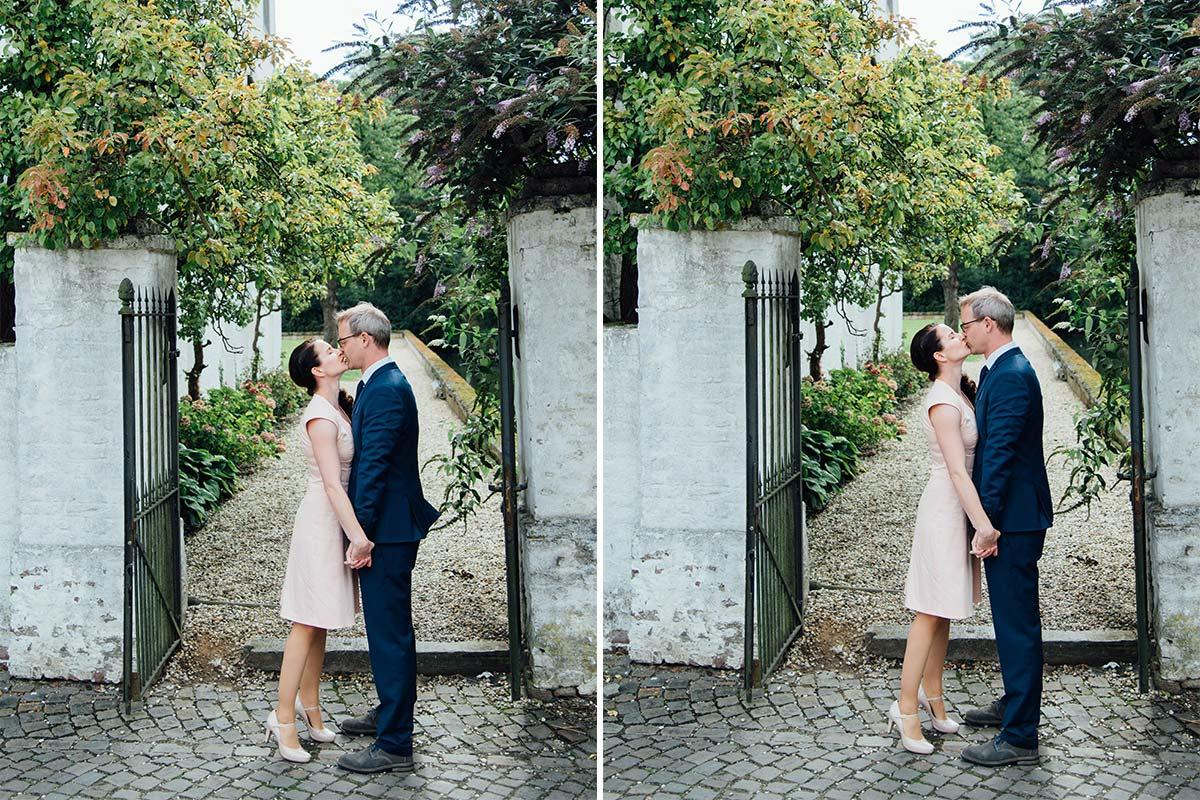 Standesamt Hochzeitsreportage Schloss Zweibrüggen