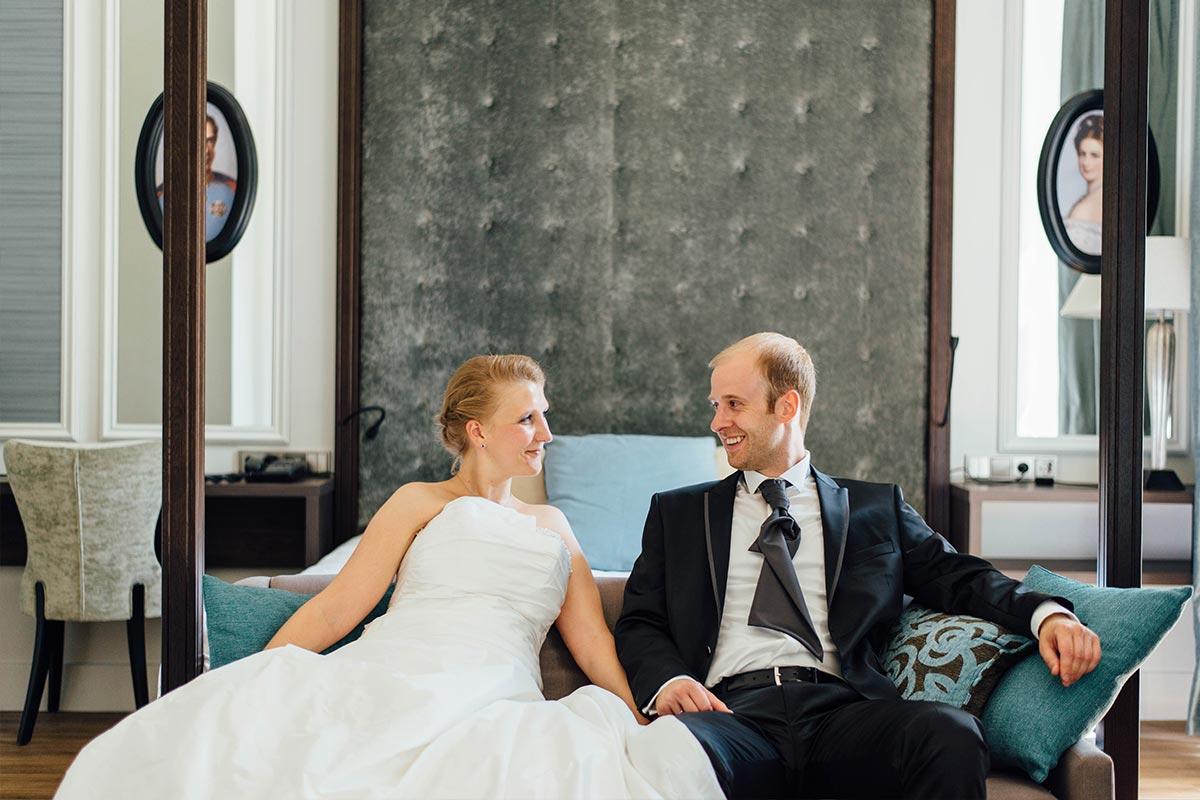 Heiraten Schloss Bloemendal