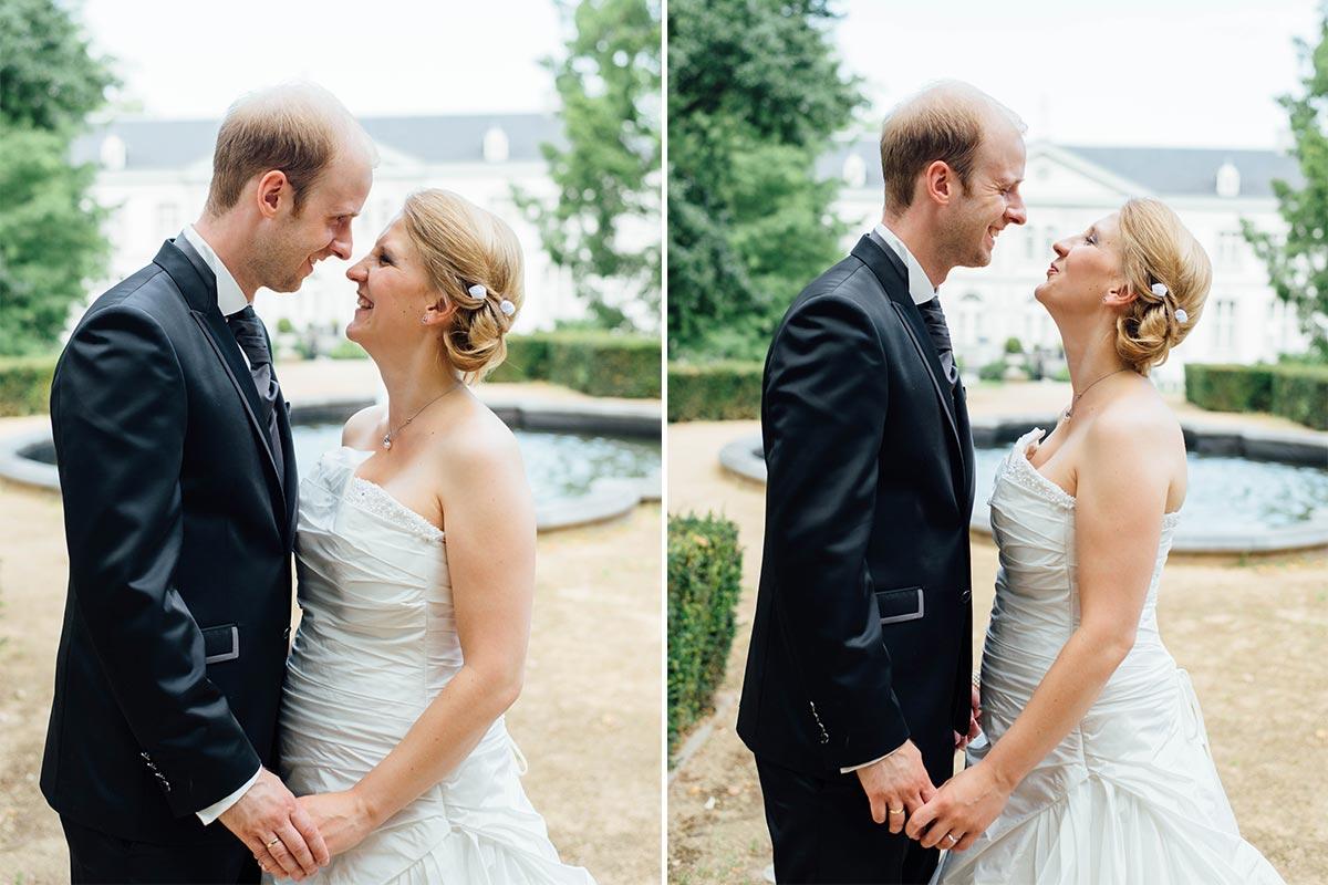 Hochzeitsbilder Schloss Bloemendal
