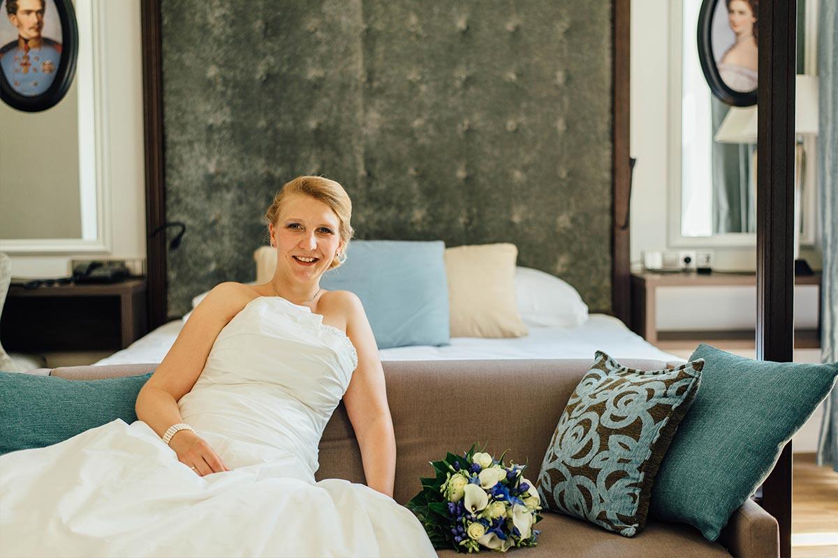 Schloss Bloemendal Hochzeitssuite