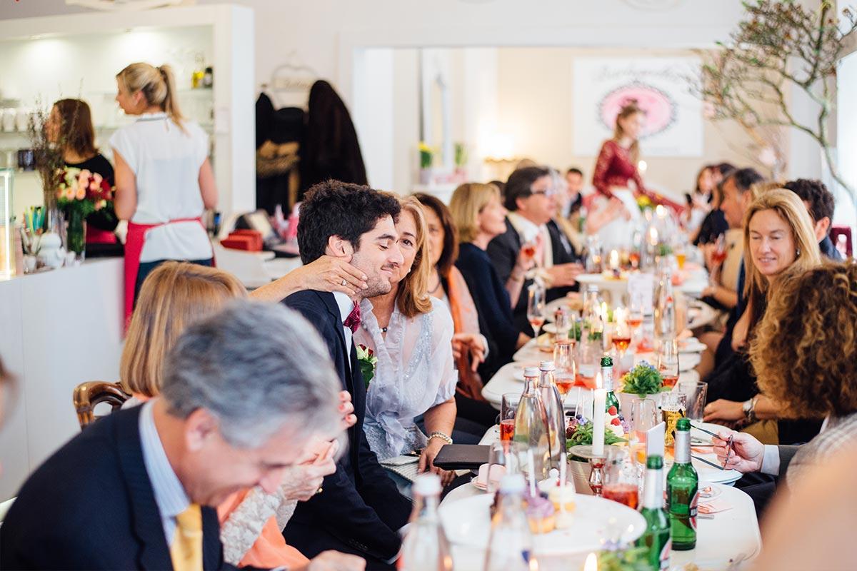 Barbarella Café Aachen Hochzeitsfotos