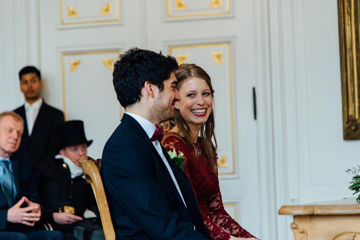 Deutsch-Spanische Hochzeit Weißer Saal Aachen