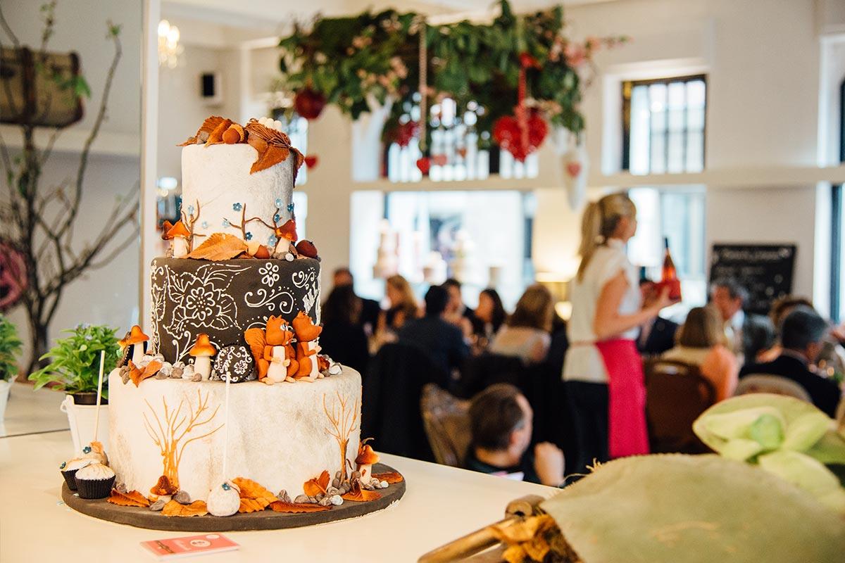 Hochzeitstorte Barbarella Café Aachen