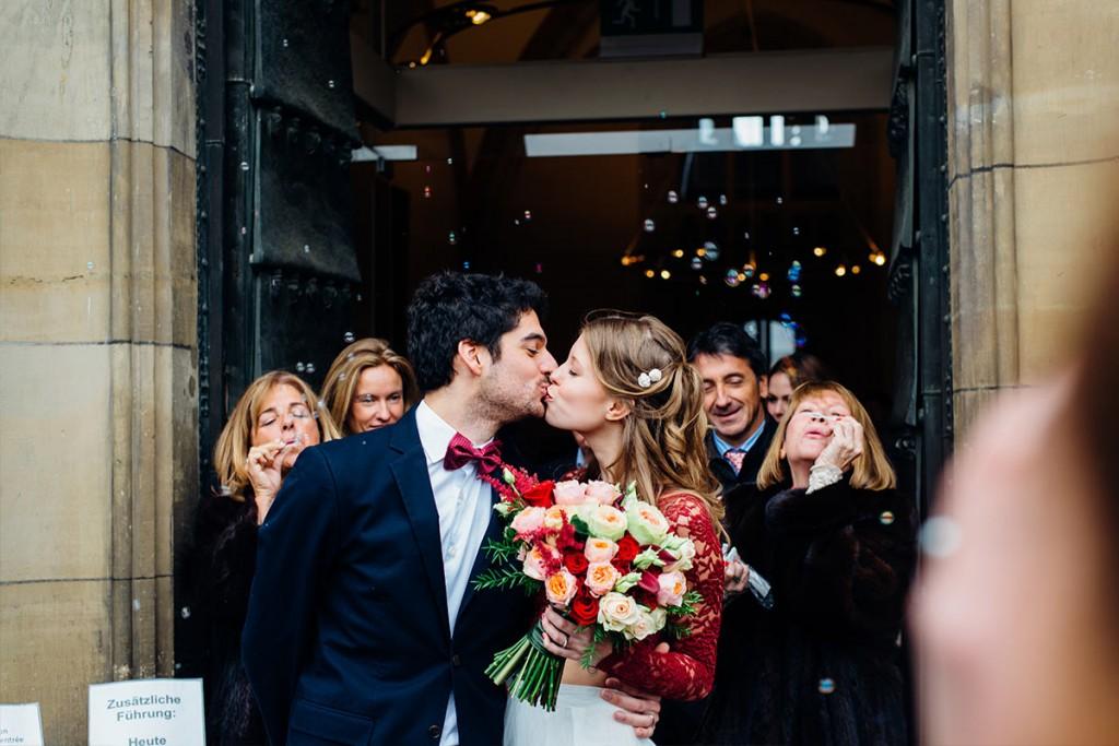 Standesamtliche Hochzeit Weißer Saal