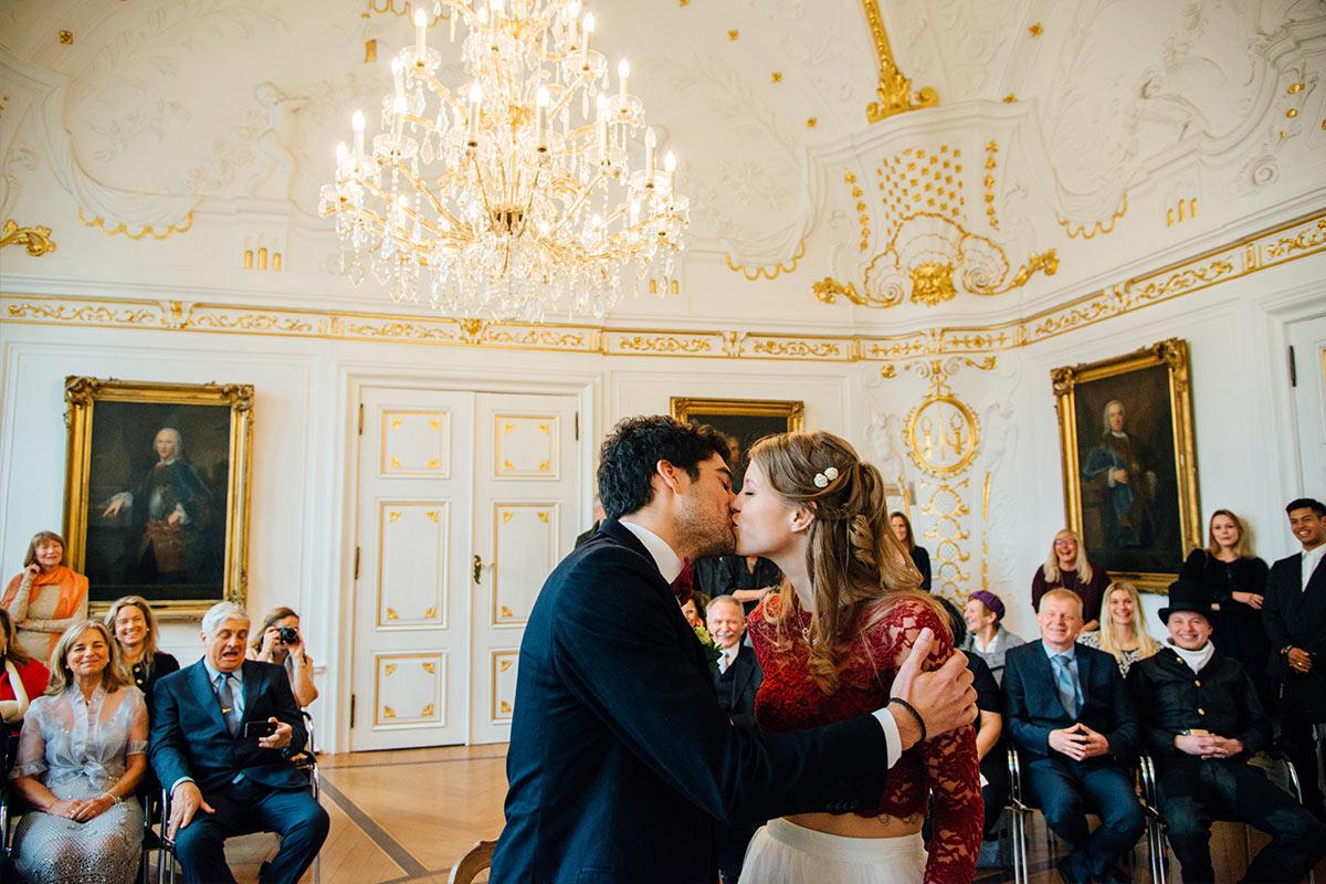 Weißer Saal Aachen Hochzeitsbilder