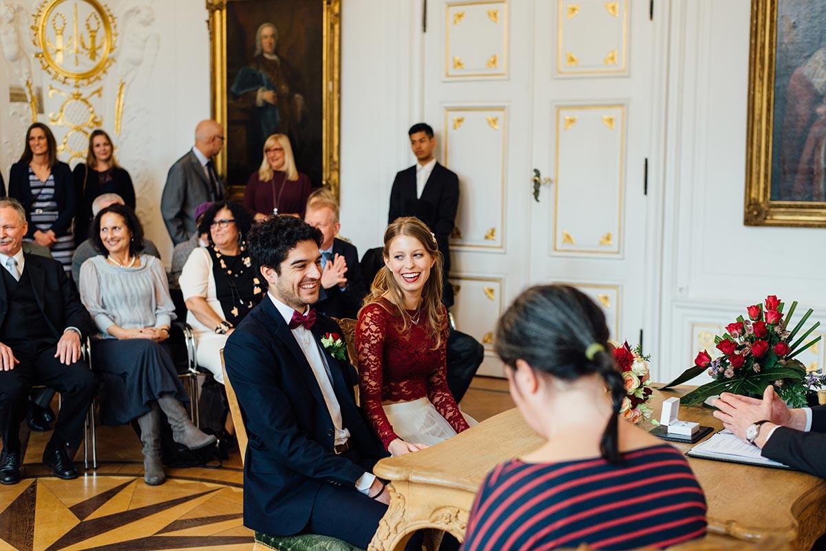 Weißer Saal Aachen Hochzeitsfotos
