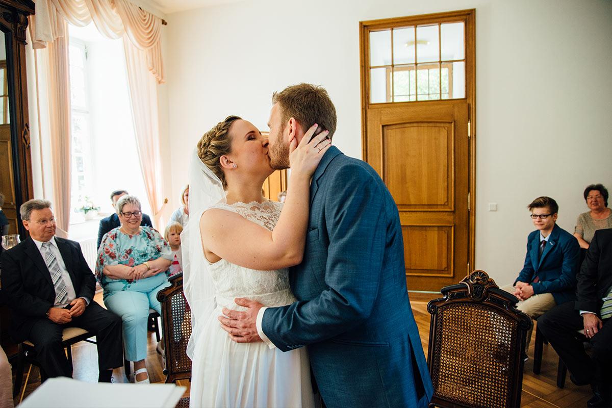 Burg Alsdorf Standesamtliche Hochzeit