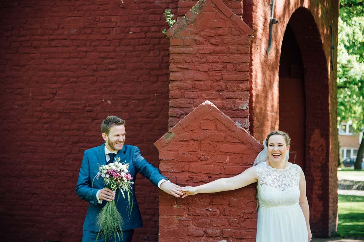 Hochzeit Der First Look
