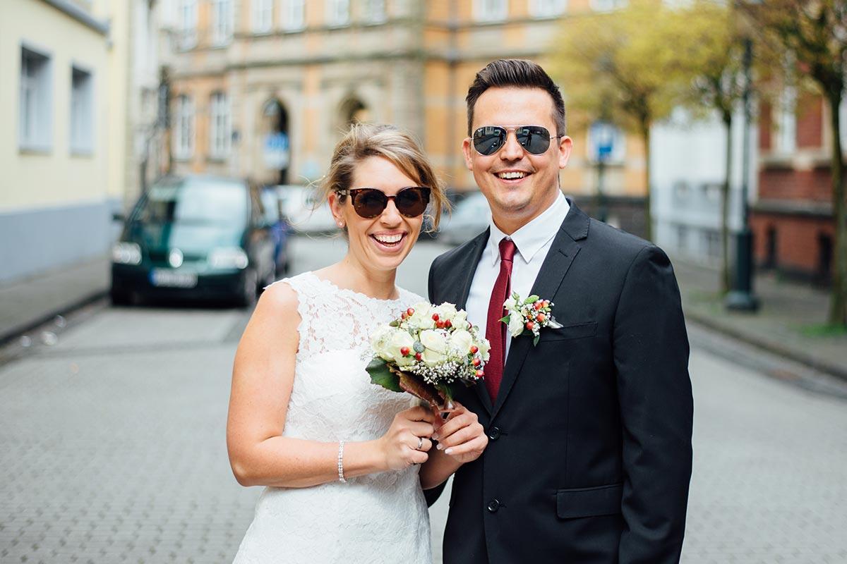 Hochzeit in Stolberg Rheinland