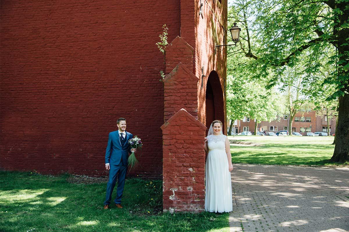 Hochzeitsreportage First Look