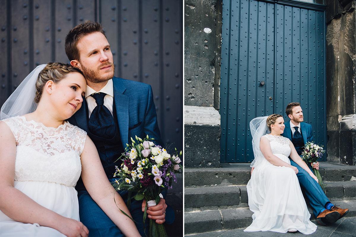 Katschhof Aachen Hochzeitsfotos