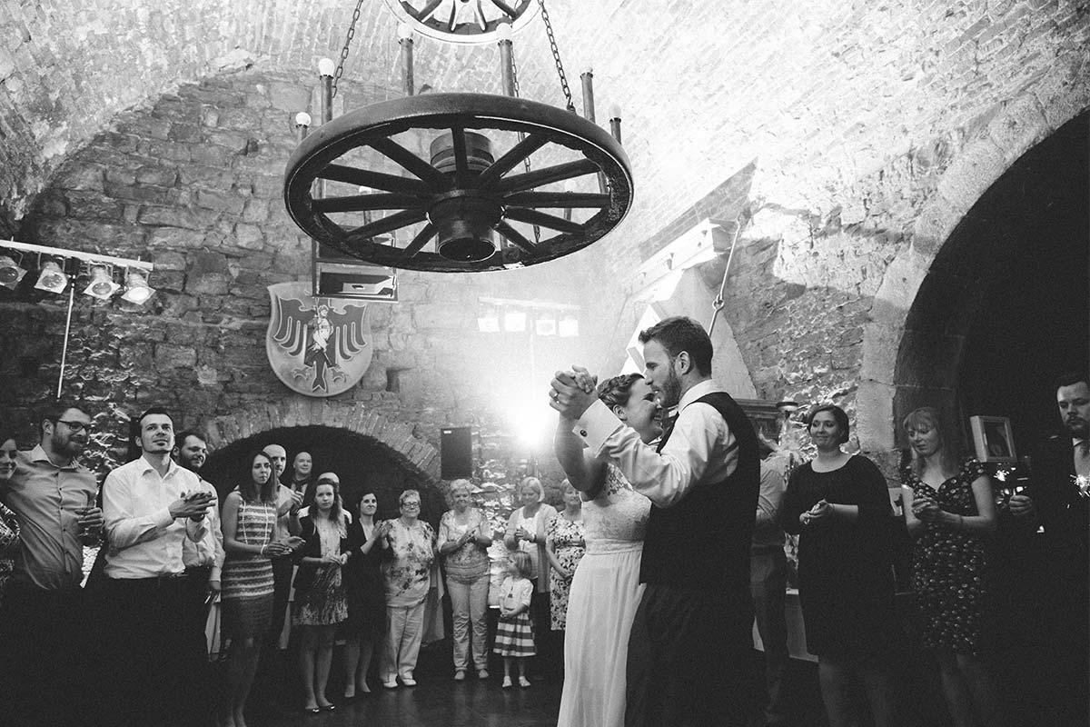 Marschiertor Hochzeit