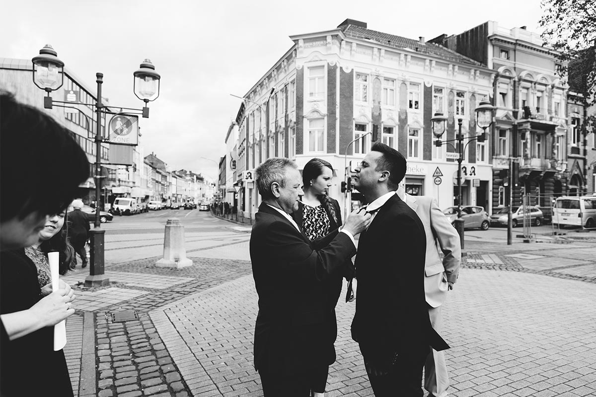 Stolberg Standesamtliche Hochzeit