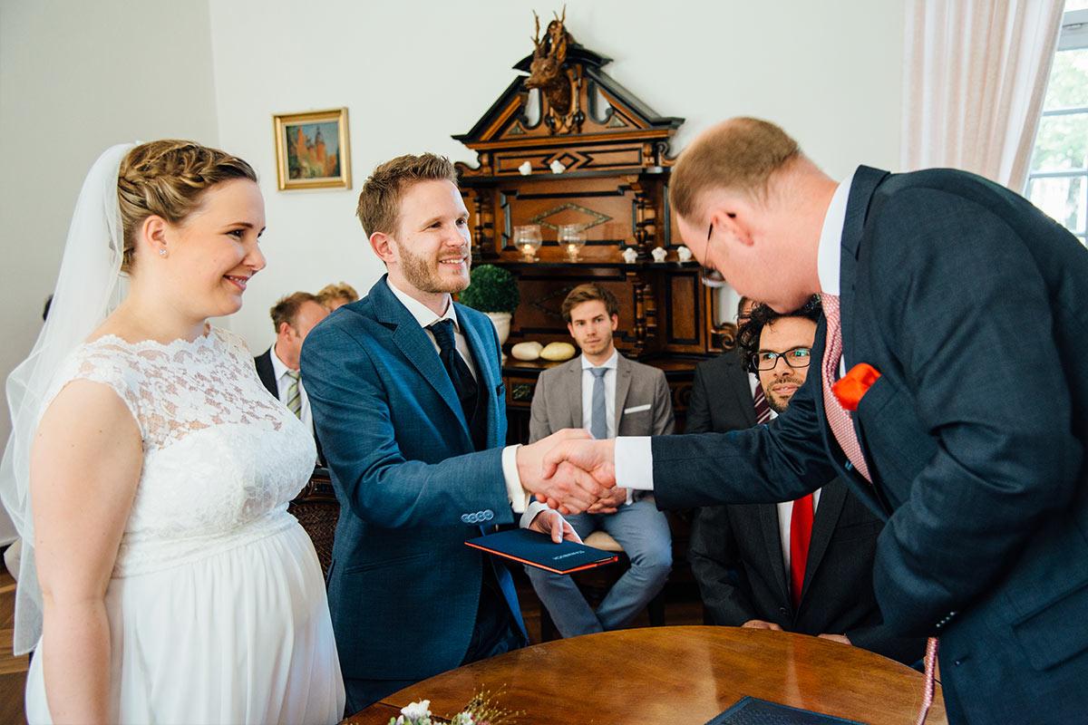 Trauzimmer Burg Alsdorf Hochzeit
