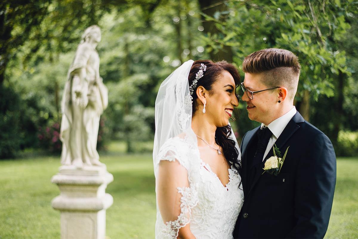 Brautpaarfotos Schloss Rahe 001