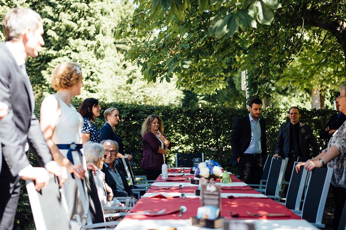 Hochzeitsgesellschaft Haus Ternell