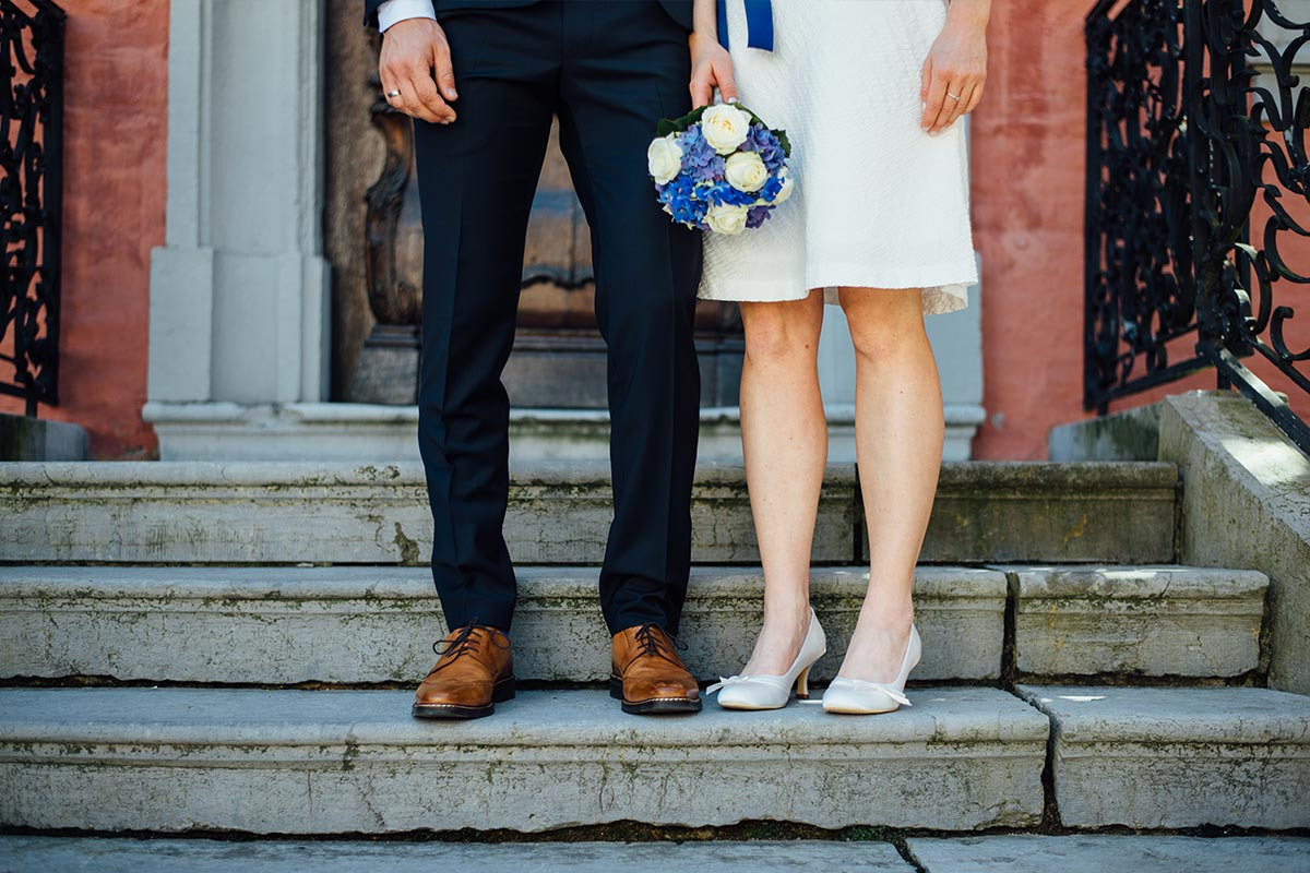 Monschau Hochzeitsfotografie
