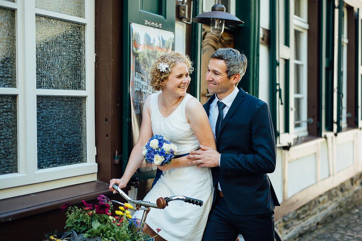 Monschau Hochzeitsfotos