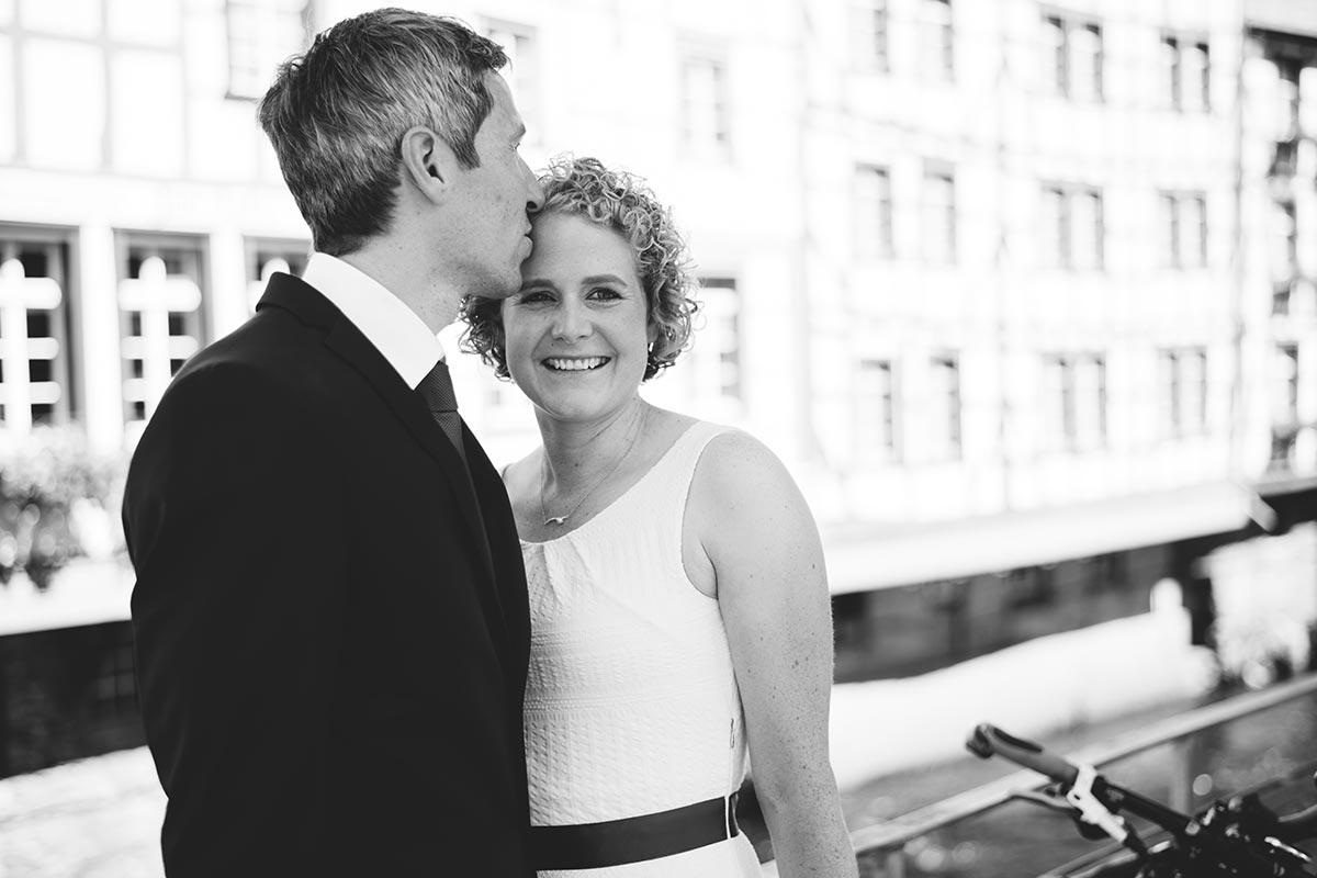 Monschau Markt Hochzeitsfotos