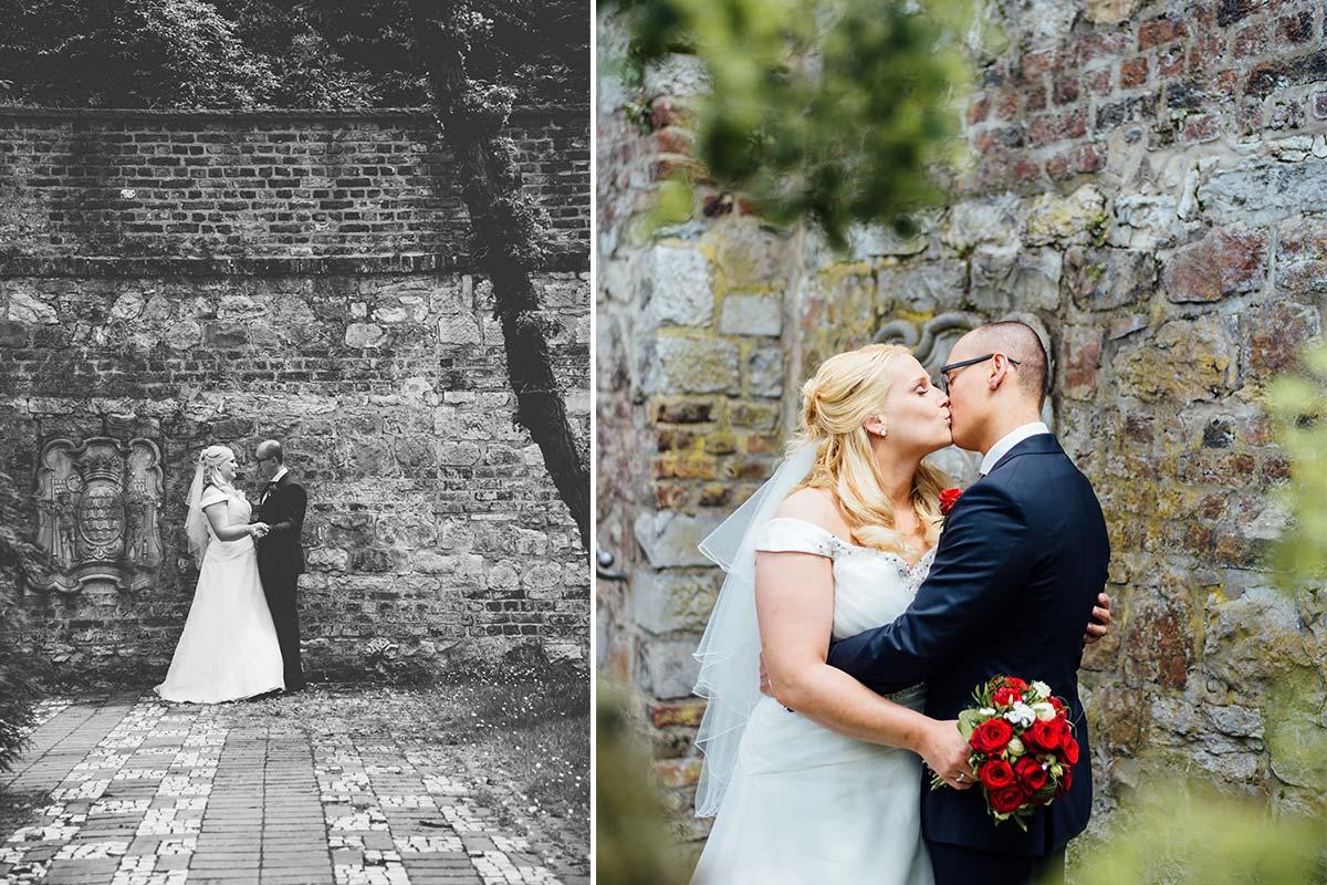 Hochzeitsfotografie Kurpark Terrassen Aachen
