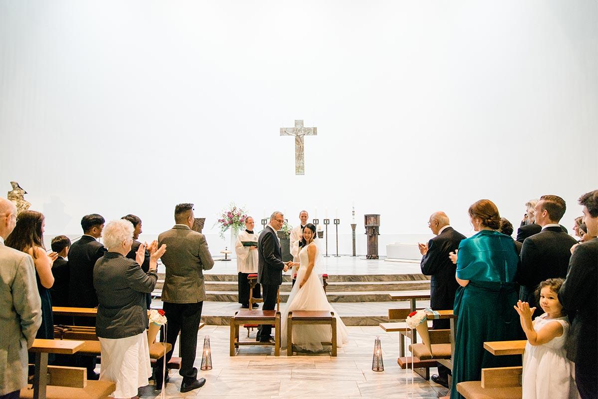 Kirchliche Trauung Kasteel Bloemendal 015