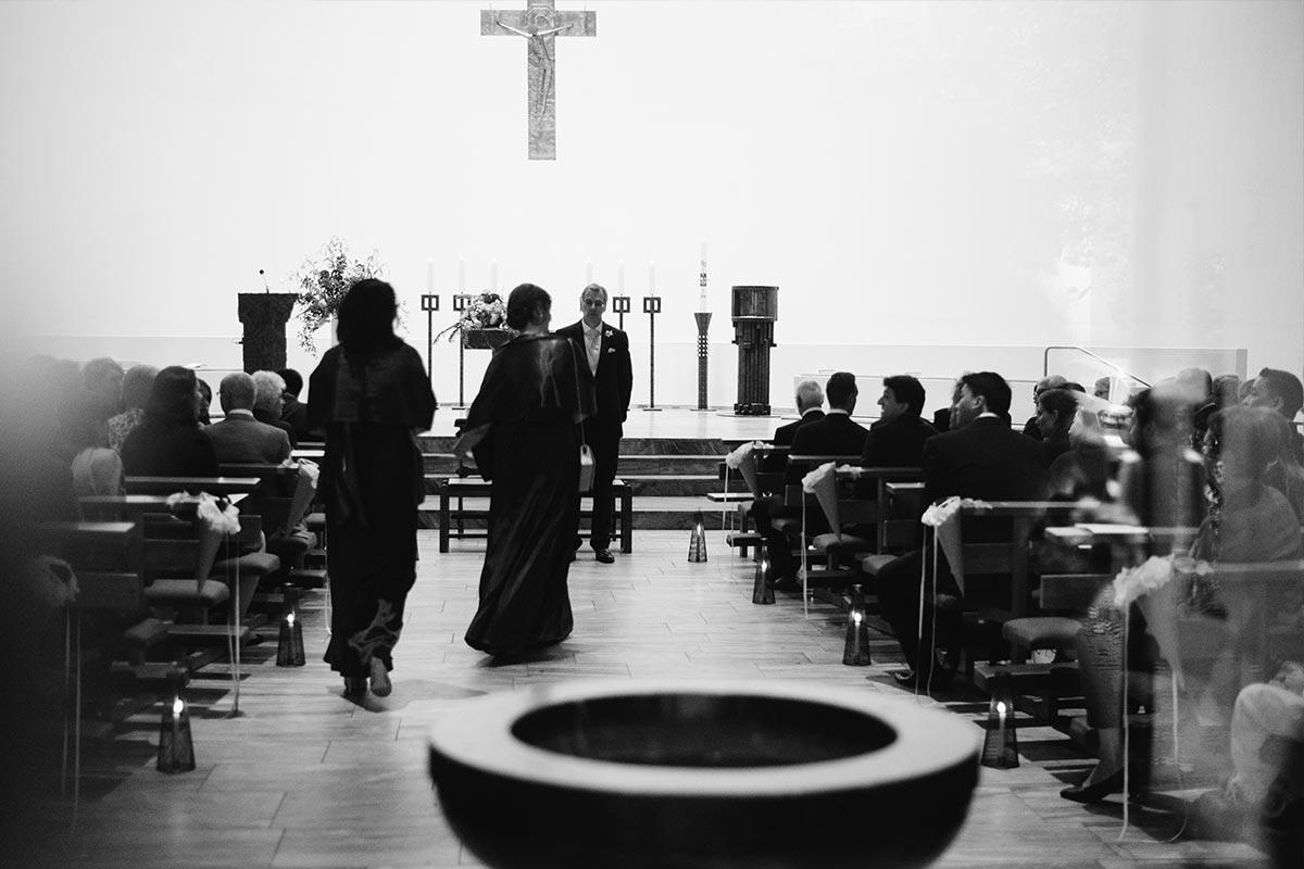 Kirchliche Trauung Kasteel Bloemendal 07