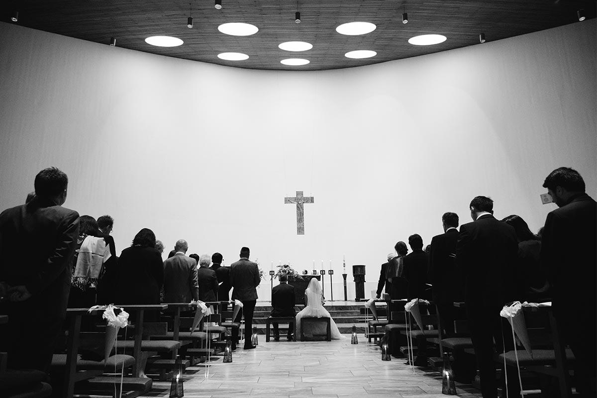 Kirchliche Trauung St. Gregorius Aachen 03