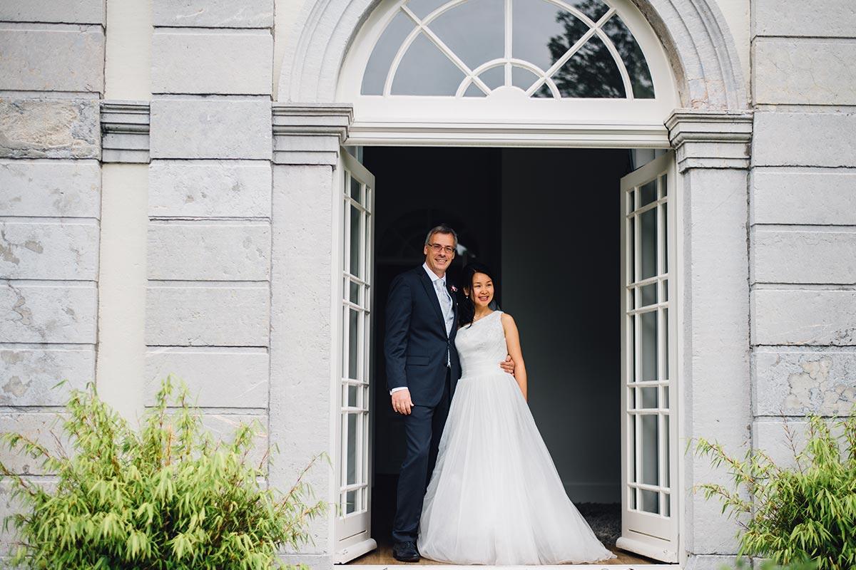 Hotel Schloss Bloemendal Hochzeitsfotos 02