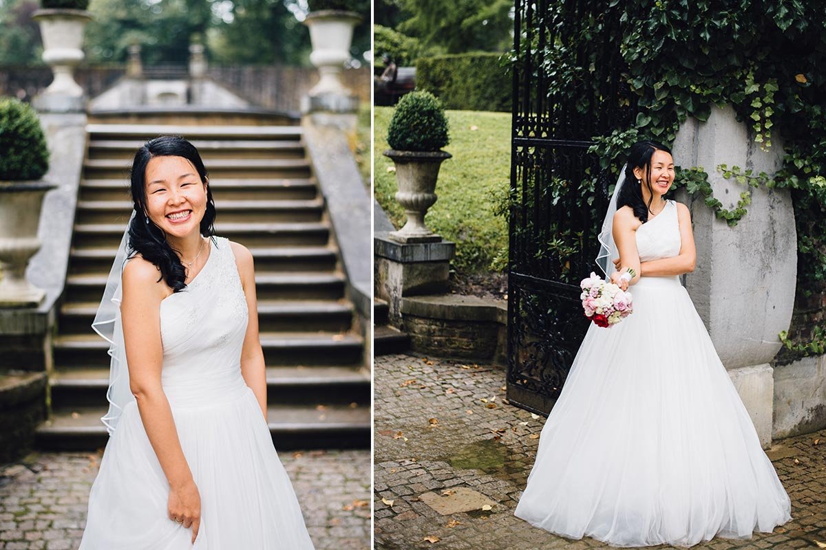 Hotel Schloss Bloemendal Hochzeitsfotos 07